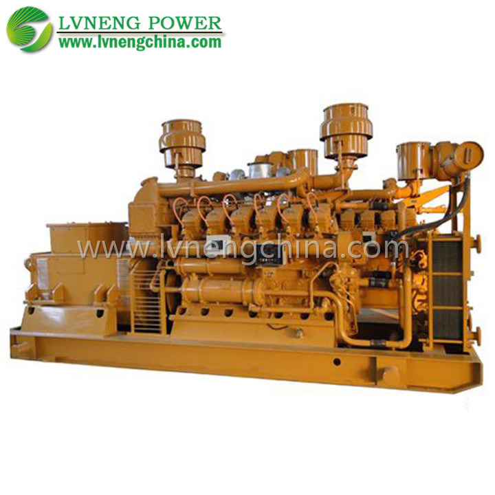 100kw Methane/Biogas Generator with Low Price