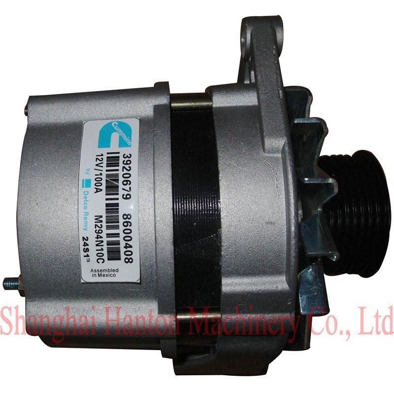 Cummins 6ct Diesel Engine Part 3920679 Charging Alternator