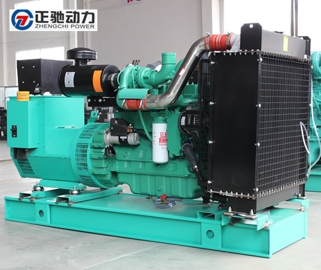 200kw Cummins Silent  Diesel Generator Set for Export