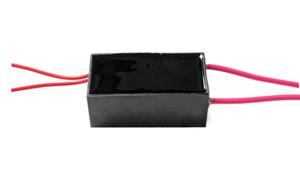 Miniature Epoxy Filling High-Voltage D  C  Spark Generator