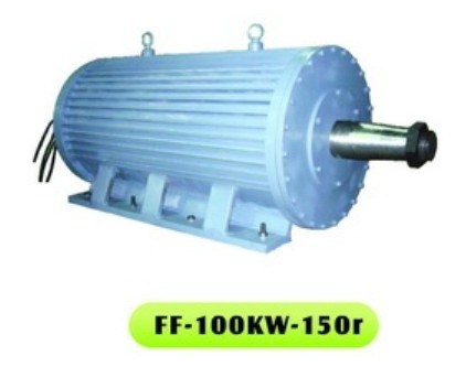 Permanent for Magnet Generator (FF-100KW-150R PMG)