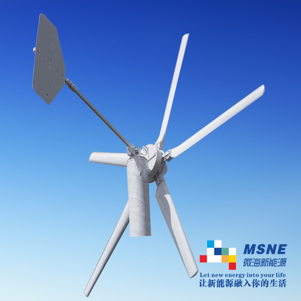 3000W Wind Power and Generator Meet You Anyother Request