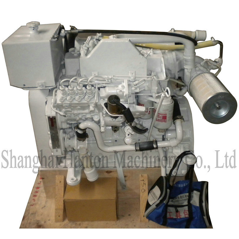 Cummins 4BTA3.9-GM Marine Auxiliary Generator Set Diesel Engine