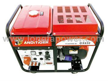 10kw Honda Engine Gasoline Generator (V-TWIN)