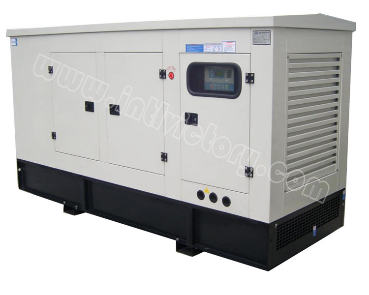 Cummins Power Soundproof Generator with CE/Soncap/CIQ Certifications (20kVA~250kVA)