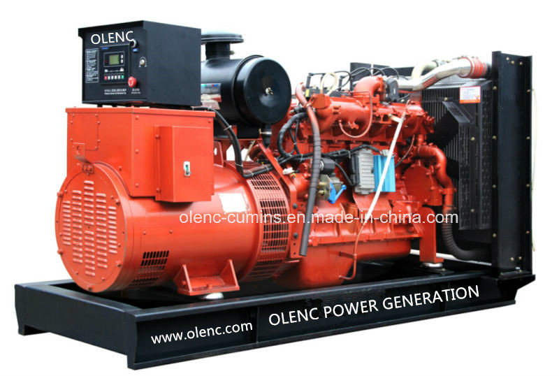 20kw- 1200kw Household Type Biogas Power Generator