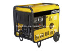 Protable Super Silent Type Diesel Generator with Wheels