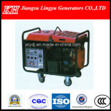 0.95kw Eurostar Portable Electric Petrol Home Generator