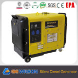 5kw Silent Diesel Generator with Electric Start
