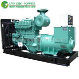 High Quality Low Price 150kw Lvneng Land Diesel Generator with CE Approved