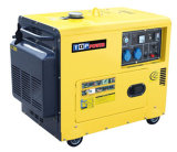 CE Approved Good Quality Low Noise 5 Kw, Super Silent Diesel Generator (TP6500DGS)