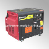 5.5kw Portable Silent Diesel Engine Power Generator Price (DG7500SE)