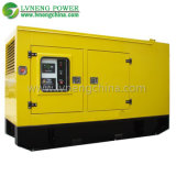 LPG Power Generator with Silent Canopy Series