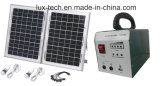 10W off-Grid Portable Solar Generator for Lighting