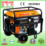 4kw Single Phase Electric Gasoline Generator for Home Use