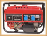 Hot Sale 2kw Portable Ohv Gasoline Generator with Battery