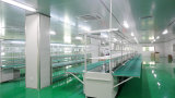 Workshop Cleanroom Project Air Purification Engineering