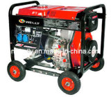 GFW Series 4-Stroke Air-Cooled Diesel Generator/Diesel Generator Set With Wheel