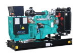 Xiamen Aosif 125kVA Electric Generator Powered by Cummins Engine, Diesel Generator Set for Sale