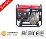 3kw Electric Start Diesel Power Generator Set (JCED3500E)