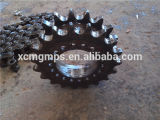XCMG Spare Part/ Motor Grader Gr215 Part/ Two Sprockets and Chains