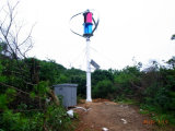 1000W off-Grid Maglev Wind Generator Turbine for Remote Area (200W-5KW)