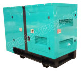 30kVA~100kVA Soundproof Diesel Generator with CE/CIQ. ISO. Soncap