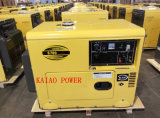Home and Office Use Portable 50Hz/4.5kw Silent Diesel Generator