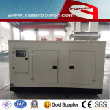 125kVA/100kw Cummins Silent Electric Diesel Generator with ATS