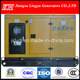 90kw Silent Air-Cooled Rain-Proof Power Station Diesel Generator