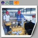 High Efficient Wood Chips Gasified 100kw Biomass Electric Power Generator