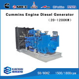 Air Cooled Super Silent Diesel Generator with Cummins Engine
