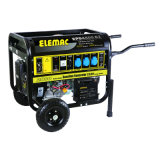 4kw Square Tube Line Gasoline Generator with Electric Starter
