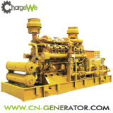CE Approved Nature Gas Engine Electric/Gas Motor Generator Sets