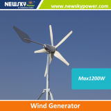High Efficiency CE Approved Residential Wind Generator