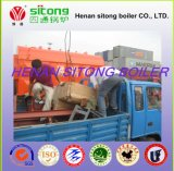 Excellent Quality Full Automatic Chain Grate Wood Ships Steam Boiler