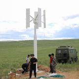96V 3kw Vertial Axis Wind Power Turbine (YC-H3000)