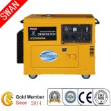 5kw Small Silent Portable Power Diesel Generator (JCED6500SA)