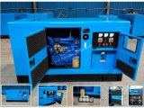 Weifang Silent Diesel Generator with 4-Stroke Engine 30kw