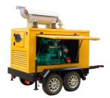 50Hz 60Hz Googol Diesel Moving Trailer Series Generator Set 20kVA-500kVA