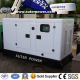 120kw/150kVA Volvo Silent Electric Power Diesel Generator with ATS