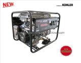 3kw 3kVA Kohler Engine Portable Gasoline Home Generating Set