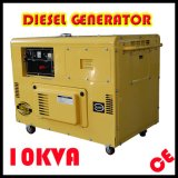 Rate Power 8.5kw/50Hz Diesel Silent Generator Hot Sale!