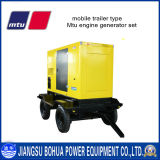 High Performance 450kVA Mtu Engine Generators with Mobile Trailer