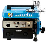 Rated 650W YAMAHA Type Small Petrol Generator