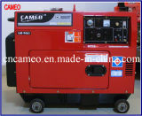 Cp6700t-4.2kw Single Phase Diesel Generator Portable Diesel Generator Silent Diesel Generator Single Phase Diesel Generator