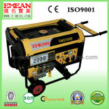 2.3kw Mobile 5HP Silent Economic Gasoline Generator
