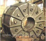 Sand Casting Large Scale Wind Mill Part