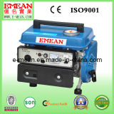 600W Key Start Copper Wire Portable and Silent Gasoline Generator