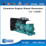 300kVA Cummins Engine Generator with Soundproof Canopy